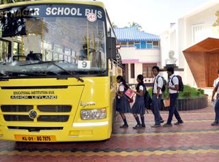 best hss school thrissur
